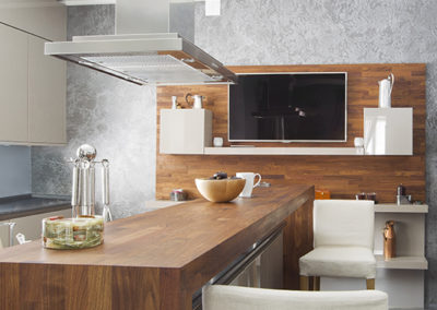Kitchen Video-Automation
