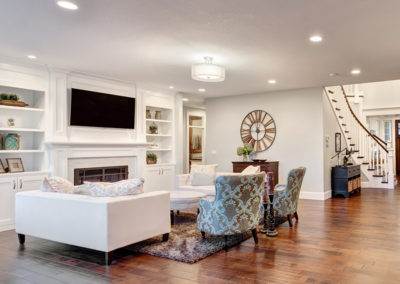 living area automation