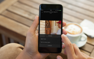 Video Intercom Plus Smart Home Control: What's Not to Love?