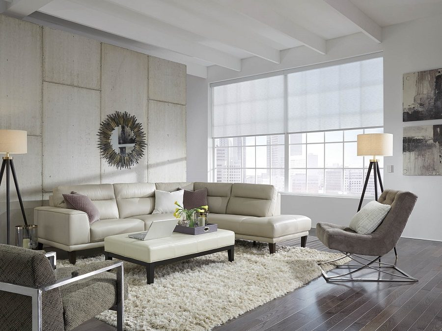 Explore the Comfort & Convenience of Motorized Shades by Lutron