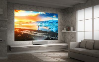 Consider an Ultra Short Throw Projector for Your Home Theater