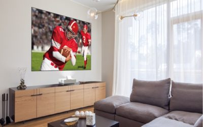 Enhance Your Sports Enjoyment with the Ultimate Home Media Room
